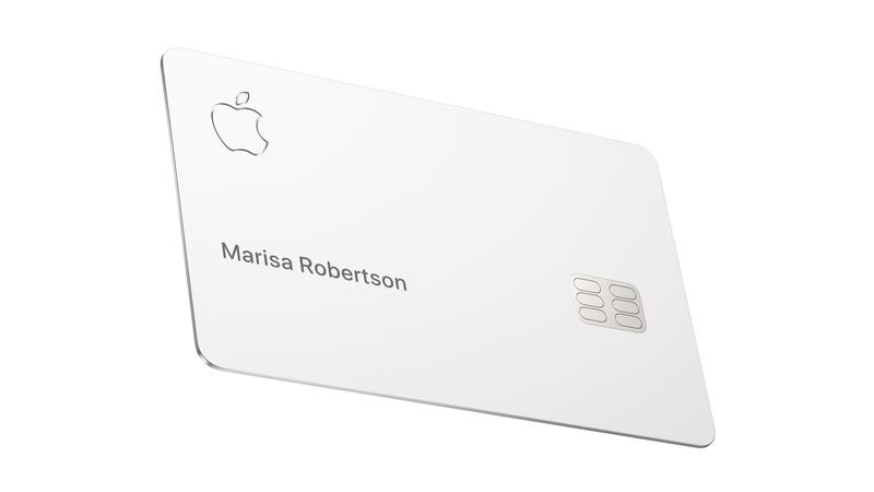 how to clean apple card main